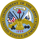 Emblem of the U. S. Army