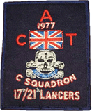 C Squadron, 17th/21st Lancers - United Kingdom