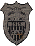 M Company, 3rd Squadron, 2nd Armored Cavalry Regiment - United States