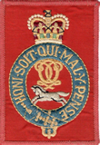 C Squadron, The Queens Own Hussars - United Kingdom