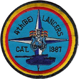 A Squadron 4th Lansiers - Belgium