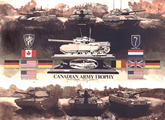 Canadian Army Trophy 1987 Poster