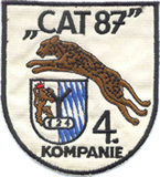 4. Kompanie Panzer Bataillon 124 - West Germany