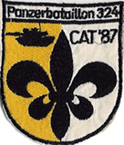 4. Kompanie Panzer Bataillon 324 - West Germany