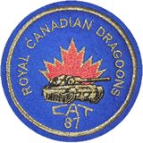 C Squadron, Royal Canadian Dragoons - Canada