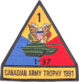 D Company 1-37 Armor - United States