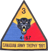 D Company 4-67 Armor - United States