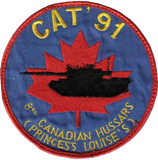 C Squadron 8th Canadian Hussars (Princess Louise's) - Canada
