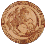 The Order of Saint George Bronze Medallion