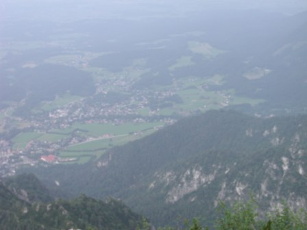A view from Am Predigstuhl