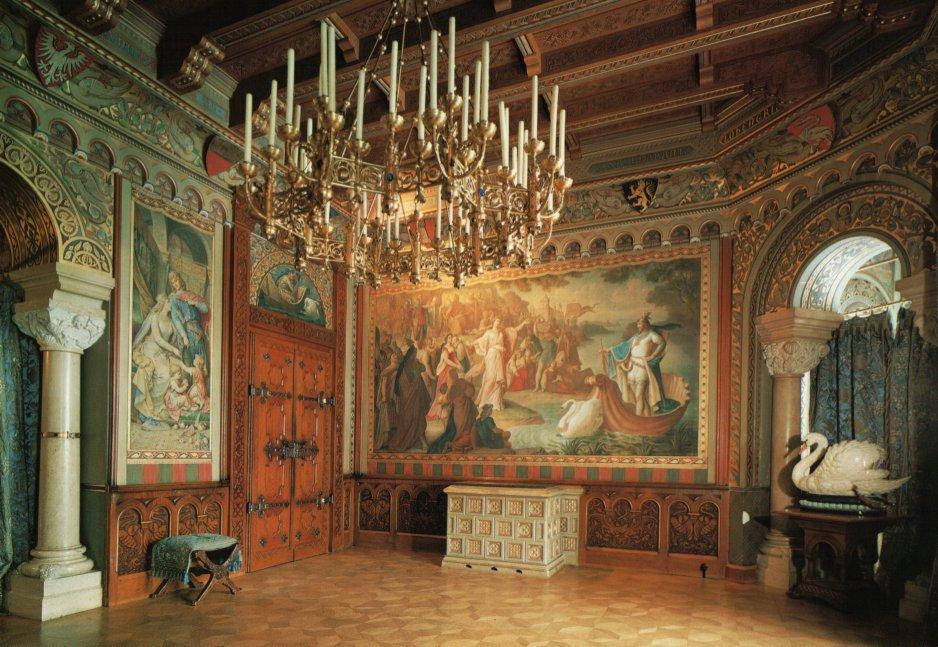 Neuschwanstein Castle Pg 3